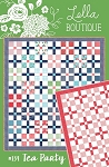 Tea Party Quilt Pattern by Lella Boutique