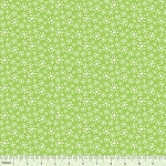 Cool Yule 114.114.03.1 Green Retro Snow Star by Blend