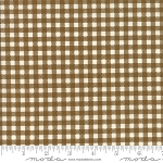 Howdy 20556-23 Earth Gingham by Stacy Iest Hsu for Moda