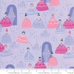 Once Upon a Time 20593-17 Lavender Grand Ball by Moda