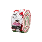 Merry & Bright Jelly Roll by Me & My Sister for Moda