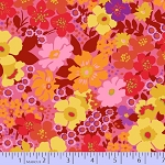 Mostly Manor 2283-0126 Pink Elda by Marcus Fabrics