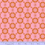 Mostly Manor 2288-0126 Pink Mary by Marcus Fabrics