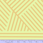 Mostly Manor 2289-0714 Butter/Gold Metallic Manor Stripe by Marcus