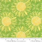 Grand Canal 27251-14 Olive Girasole by Kate Spain for Moda