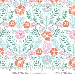 Grand Canal 27253-13 Cloud Aqua Giardinin by Kate Spain for Moda