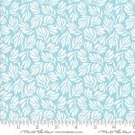 Grand Canal 27257-11 Aqua Fiori by Kate Spain for Moda