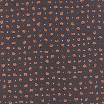 Spooky Delight 2903-12 Raven Pumpkin Toss by Moda