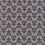 Spooky Delight 2904-14 Ash Grey Midnight Ravens by Moda