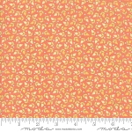 Sunnyside Up 29055-15 Coral Tiny Buds by Corey Yoder for Moda