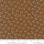 Sugar Plum Christmas 2911-15 Gingerbread Holly Trees by Moda