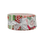 Swell Christmas Jelly Roll by Urban Chiks for Moda
