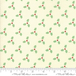 Swell Christmas 31126-21 Cream Holly by Urban Chiks for Moda