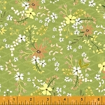 Blush & Blooms 41648-4 Avocado Mini Floral by Windham