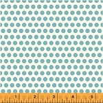Uppercase 41823-1 Turquoise Dotty by Janine Vangool for Windham