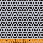 Uppercase 41823-5 Black Dotty by Janine Vangool for Windham