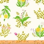 Sleeping Porch 42207-6 Cream Bouquet by Heather Ross for Windham