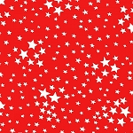 Storybook Americana 42348-1 Red Stars by Windham
