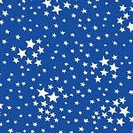 Storybook Americana 42348-3 Blue Stars by Windham EOB