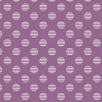 Hello Jane 42916-3 Lilac Dot by Allison Harris for Windham