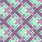 Hello Jane 42919-3 Lilac Plaid by Allison Harris for Windham