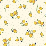 Hello Jane 42920-6 Yellow Fruit by Allison Harris for Windham