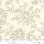 Snowberry 44140-11 Snow Floral Toile by 3 Sisters for Moda