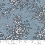 Snowberry 44140-14 Sky Floral Toile by 3 Sisters for Moda