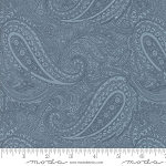 Snowberry 44141-14 Sky Paisley by 3 Sisters for Moda
