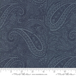 Snowberry 44141-15 Midnight Paisley by 3 Sisters for Moda