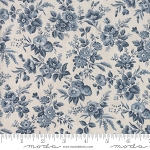 Snowberry 44142-22 Snow Sky Delicate Sprays by 3 Sisters for Moda