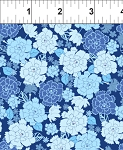 Garden Delights 4GSE5 Royal Blue Carnation by In The Beginning