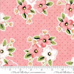 Olive's Flower Market 5030-12 Pink Nosegay by Lella Boutique for Moda