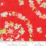 Handmade 55140-11 Red June by Bonnie & Camille for Moda