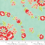 Handmade 55140-12 Aqua June by Bonnie & Camille for Moda