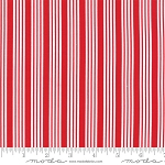 The Good Life 55157-11 Red Stripe by Bonnie & Camille for Moda