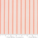 The Good Life 55157-13 Coral Stripe by Bonnie & Camille for Moda