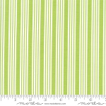 The Good Life 55157-14 Green Stripe by Bonnie & Camille for Moda