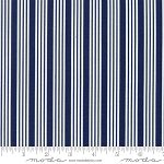 The Good Life 55157-16 Navy Stripe by Bonnie & Camille for Moda