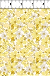 Garden Delights 6GSE2 Yellow Poppy by Gray Sky Studio for In The Beginning