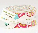 Hello Luscious Jelly Roll by Basic Grey for Moda
