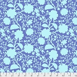 True Colors PWTP149 Delphinium Wildflower by Tula Pink for Free Spirit