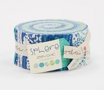 Sphere Jelly Roll by Zen Chic for Moda