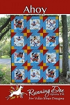 Ahoy Quilt Pattern by Running Doe Quilts