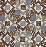 The Big EZ II Quilt Pattern by Bloom Creek