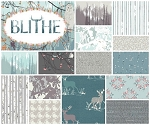 Blithe 14 Fat Quarter Set by Katarina Rocella for Art Gallery