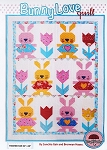 Bunny Love Quilt Pattern by Little Red Brolly