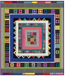 Crossroads Quilt Kit by Windham