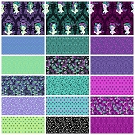 De La Luna 18 Fat Quarter Set by Tula Pink for Free Spirit