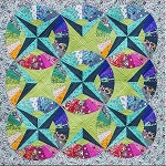 Fandango Quilt Kit by Tula Pink for Free Spirit
